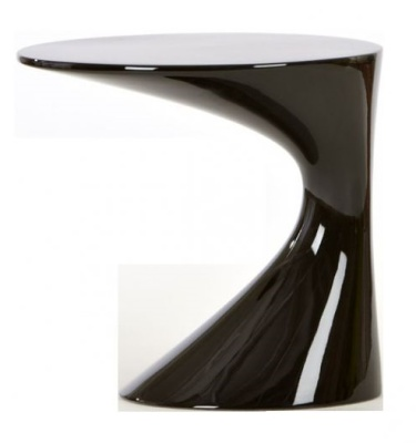 Pluto Occasional Table In Black