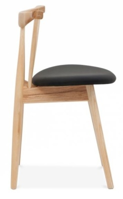 Kite Dining Chair Side View