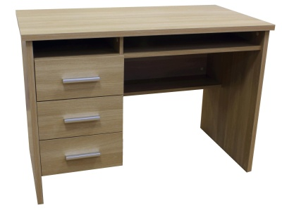 Dalston Office Desk In Oak