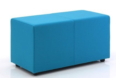 Roko Two Seater Bench Sofa
