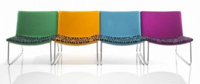 Polly Low Chairs Goup Of Four 2
