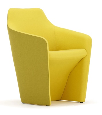 Venetaian Tub Chair Front Angle
