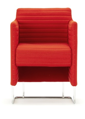 Tommo Ckub Chair Front Angle