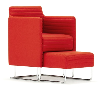 Tommo Chair And Footstool