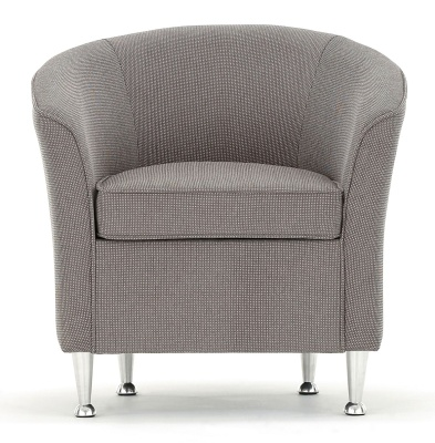 Barolo Tub Chair Facing 2