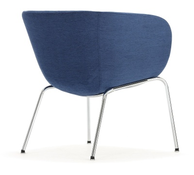 Karma Tub Chair Rear Angle