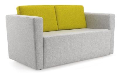 Hero Two Seater Sofa
