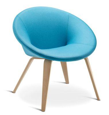 Poppy Tub Chair Beech Frame