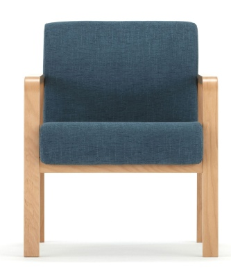 Como Chair With Arms Facing