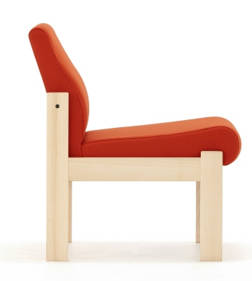 Sudio Low Chair From Side
