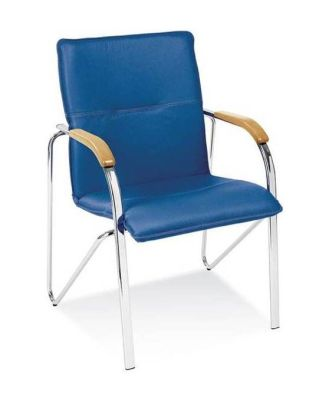 Tampa Conference Chair In Blue