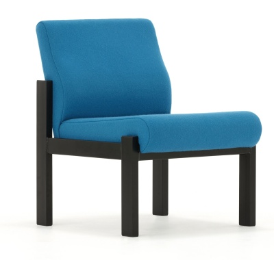 Stelall Single Chair Front Angle