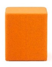Brick Single Jstool In Oorange