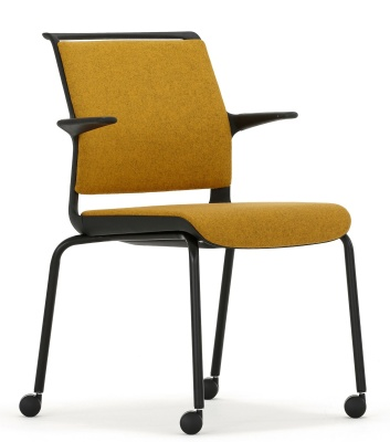 Ad Lib Conference Front Angle Arm Chair