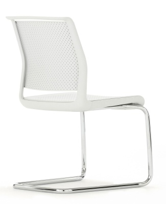 Ad Lib Cantilver Conference Chair Rear Angle