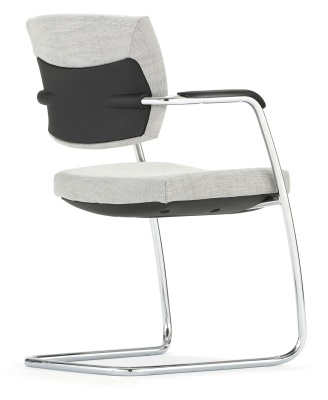 Sprint Conference Chair Back Angle