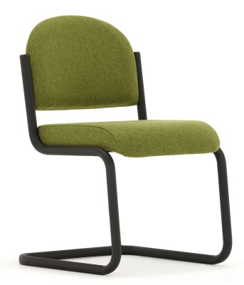 Public Chair Front Angle