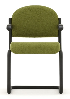 Titus Meeting Room Chair Front Face