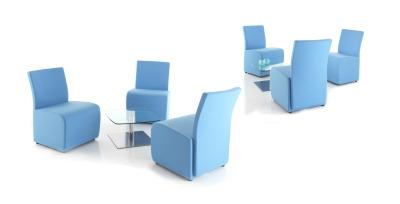 Toby Chair Break Out Arrangement