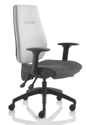Vector Task Chair Front Angle
