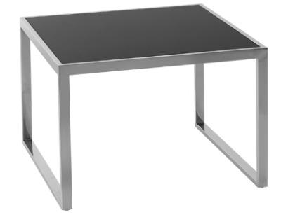 Ascot Square Glass Coffee Table