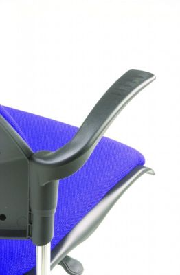 Upholstered Movie Chair With Arm