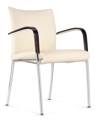 Castella Fully Upholstered Designer Conference Chair