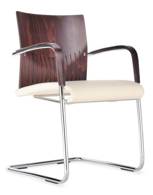 Castella Cantilever Conference Armchair