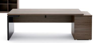 Mito Executive Desk And Pedestal