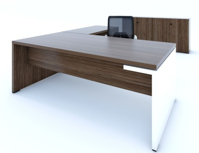 Mito Executive Desk And Return