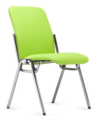 Stato High Back Chair Front Angle