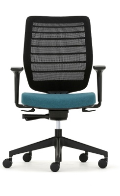 Fuse Chir With Height Adjustable Arms Front Shot
