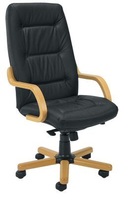 Seanator Executive Chair Front Angle