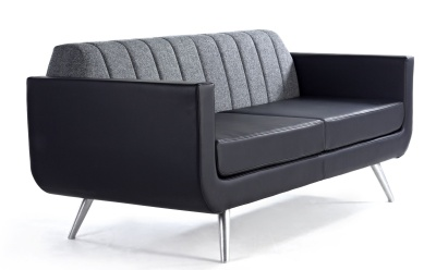 Rocola Three Seater Front Angle