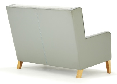 Grainger Luxury Two Seater Sofa Rear Angle Shot