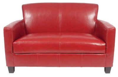 Chigwell Two Seater Leather Sofa