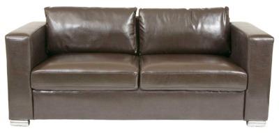 Ramsen Two Seater Leather Sofa