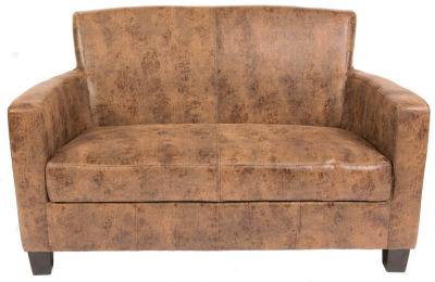 Chmigwell Vintage Leather Sofa