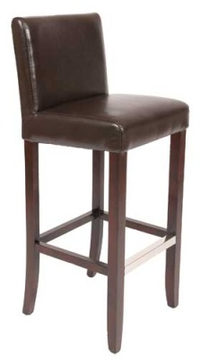 Rainham Leather Bar Stools