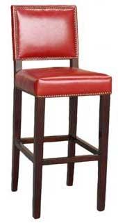 Malton Leather Bar Stools