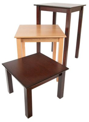 Oak-veener-tables