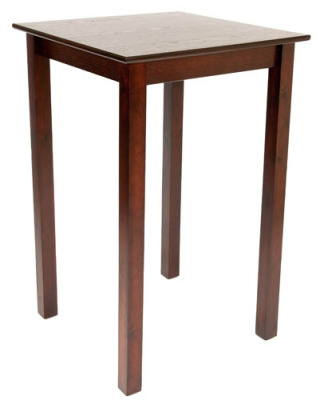 Oak-veener-poseur-table