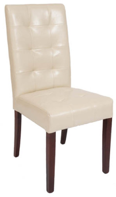 Riga Leather Dining Chairs