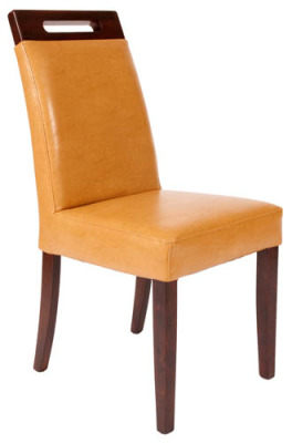 Newbury Leather Dining Chair