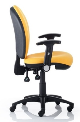 Bulbop Operators Chair Side View