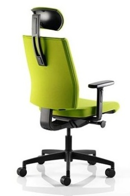 Opus Ergonomic Chair Back Angle