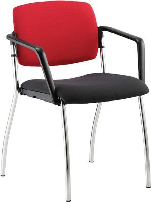 Alina Conference Armchair