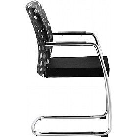Panaz V2 Conference Chair Side View