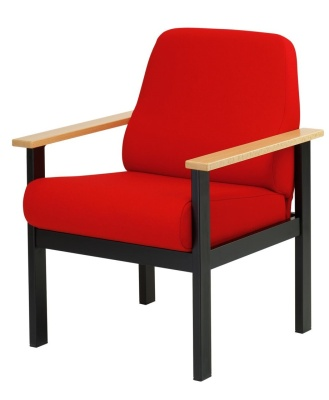 Cyrus Heavy Duty Low Armchair
