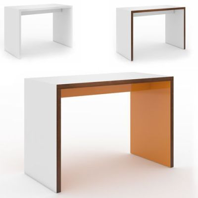 Slab Panel Poseur Table